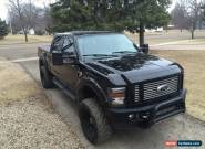 2008 Ford F-250 Harley Davidson Edition for Sale