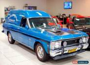 1970 Ford Falcon XW Electric Blue Manual M Van for Sale