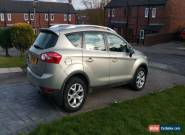 Ford Kuga Zetec 4x4 2.0TDCi for Sale