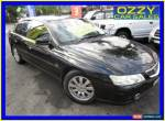 2004 Holden Berlina VY II Black Automatic 4sp A Sedan for Sale