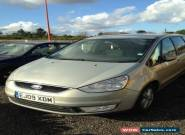 2009 FORD GALAXY ZETEC TDCI AUTO 2.0 SILVER  for Sale