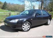 04/54 - FORD MONDEO 1.8 MISTRAL - 5DR - MOT - SERVICE HISTORY - GREAT DRIVE !!! for Sale