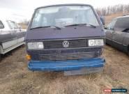 Volkswagen: Bus/Vanagon for Sale