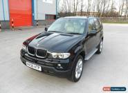2006 BMW X5 SPORT EXCLUSIVE EDITION / DIESEL / AUTOMATIC/ FULL SERVICE HISTORY for Sale