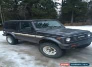 Suzuki: Samurai JX for Sale