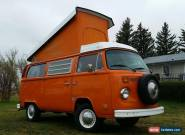 1975 Volkswagen Bus/Vanagon for Sale