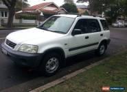 HONDA CRV WAGON - ALL WHEEL DRIVE - AUTOMATIC - 2 LITRE - YEAR 2000 for Sale