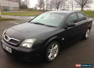 2005 VAUXHALL VECTRA SRI 16V BLACK - SPARES or REPAIR for Sale