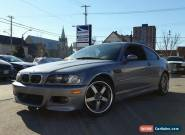 2004 BMW M3 M for Sale
