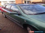 2000 VAUXHALL ASTRA CLUB 8V GREEN for Sale