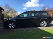Ford Focus 1.6TDCi Zetec Estate for Sale