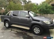 Toyota Hilux SR5 4X4 Duel Cab Turbo Diesel  for Sale