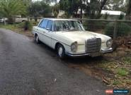 Mercedes Benz 300 SEL 3.5 / 109 / 1970 for Sale