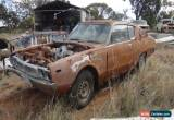 Classic DATSUN 240K COUPE RESTORATION PROJECT  for Sale