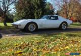Classic 1972 Chevrolet Corvette for Sale