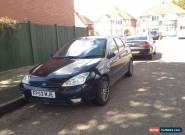 2003 FORD FOCUS GHIA BLACK spares  for Sale