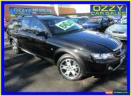 2005 Holden Adventra VZ LX6 Black Automatic 5sp A Wagon for Sale