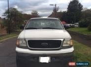 1998 FORD F150 Triton 4WD 4.6 V8 for Sale