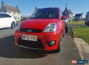 2005 MK6 Ford Fiesta 2.0 ST for Sale