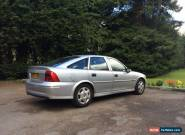 2000 VAUXHALL VECTRA LS 16V SILVER for Sale