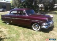 54 Ford customline for Sale