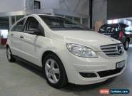 2006 Mercedes-Benz B180 245 CDI White Automatic A Hatchback for Sale