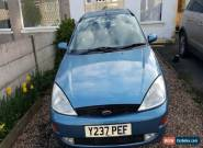 ford focus 1.6 16v 2001 for Sale