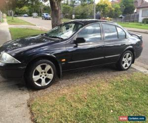 Classic Ford Falcon Forte 1998) 4D Sedan Automatic with 6 months rego  for Sale