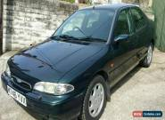 Mk1 Ford mondeo 2.0 Silver Top Zetec Engine Ghia 68k!!!! for Sale