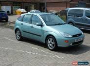 2000 FORD FOCUS 1.8 16v ZETEC Hatchback for Sale