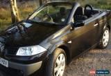 Classic Renault Megane Convertible 1.6 VVT Dynamique 2dr for Sale