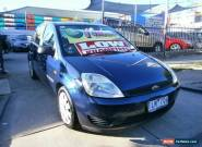 2004 Ford Fiesta WP LX Automatic 4sp A Hatchback for Sale
