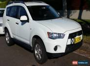 Mitsubishi Outlander LS ZH 4x4 starting at 0.99c SUV toyota cars car wagon ford for Sale