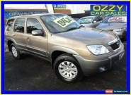 2007 Mazda Tribute MY06 V6 Champagne Automatic 4sp A Wagon for Sale