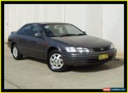1998 Toyota Vienta MCV20R Grande Grey Automatic 4sp A Sedan for Sale