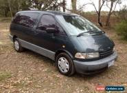 2000 Toyota tarago for Sale