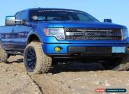 Ford: F-150 FX-4 Luxury for Sale