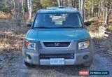 Classic Honda: Element suv for Sale