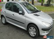 2001 Peugeot 206  for Sale