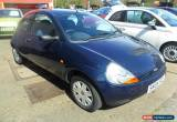 Classic Ford Ka 1.3 2005 Sold with No Reserve !! for Sale