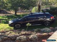 2014 Subaru XV 2.0i-s Black Edition for Sale