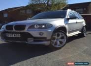 2007 BMW X5 4.8i/Lpg AUTO SILVER for Sale