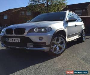 Classic 2007 BMW X5 4.8i/Lpg AUTO SILVER for Sale
