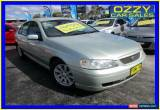 Classic 2003 Ford Falcon BA Futura Green Automatic 4sp A Sedan for Sale