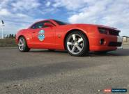 2010 Chevrolet Camaro INDY PACE CAR **GM mistake order!!!!!** for Sale