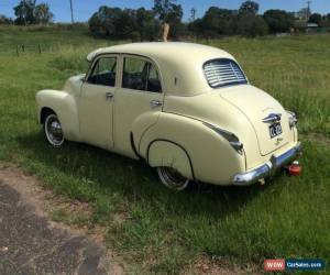 Classic 1948 FX 48-215 Holden Sedan for Sale