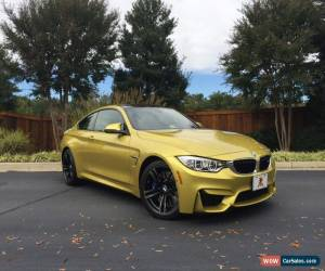 Classic 2015 BMW M4 for Sale