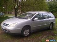 Citroen C5 2004 exclusive Auto Diesel Station wagon with leather interior  for Sale