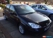 Ford Focus 1.6i 16v LX 5dr for Sale