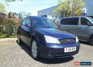 FORD MONDEO GHIA X 2.0 TDDI  for Sale
